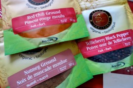 Spice Sanctuary spices