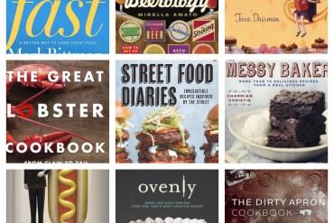 favourite cookbooks of 2014