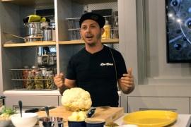 Inspired to Taste Canada Matt Basile