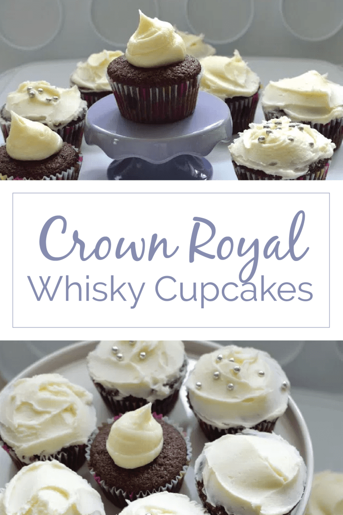 Crown royal whisky cupcakes aka boozy cupcakes recipe crown royal whisky cupcakes aka boozy cupcakes kitchen frolic forumfinder Images