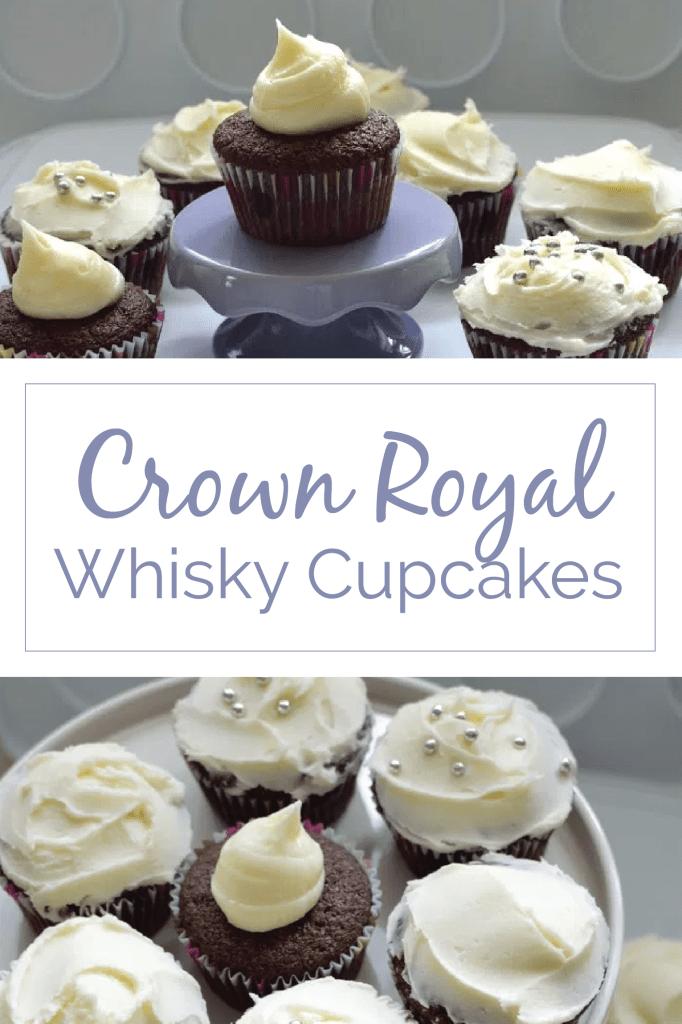 Crown royal whisky cupcakes aka boozy cupcakes recipe kitchen crown royal whisky cupcakes aka boozy cupcakes kitchen frolic forumfinder Image collections