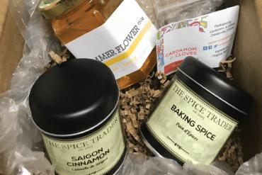 The Taste Box - November