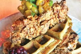 Inspire Restaurant - Chicken & Waffles