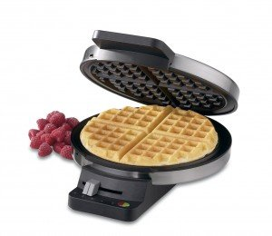 Cuisinart-Round-Classic-Waffle-Maker-Review