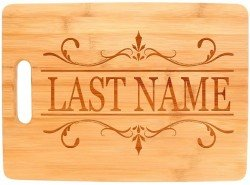 Personalized-Rectangle-Bamboo-Cutting-Board-Review