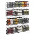 4-Tier Spice Rack Storage Organizer Review