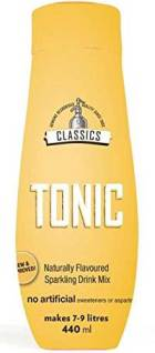 Soda Stream Tonic Syrup 440ml