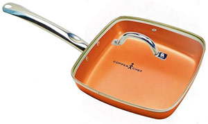 copper chef cookware