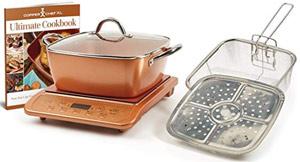 copper chef pan reviews