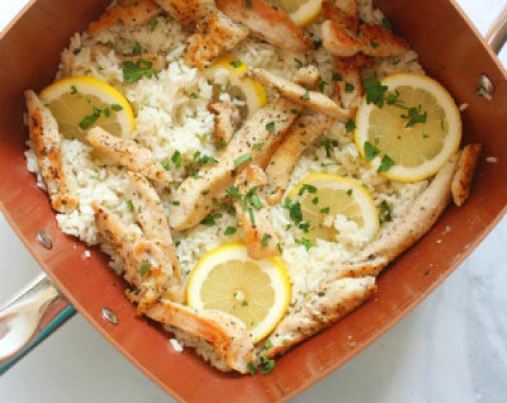 Copper Chef Chicken Recipe