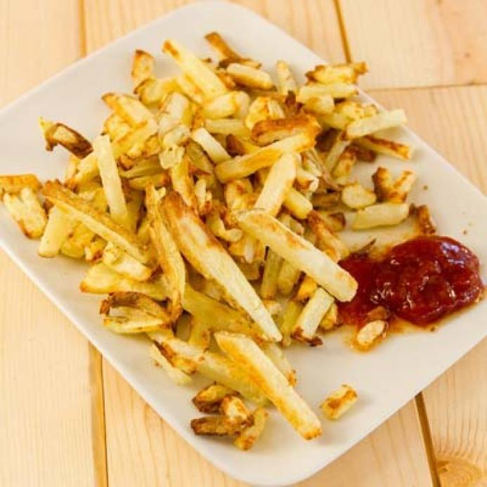 Copper Chef French Fries Recipe