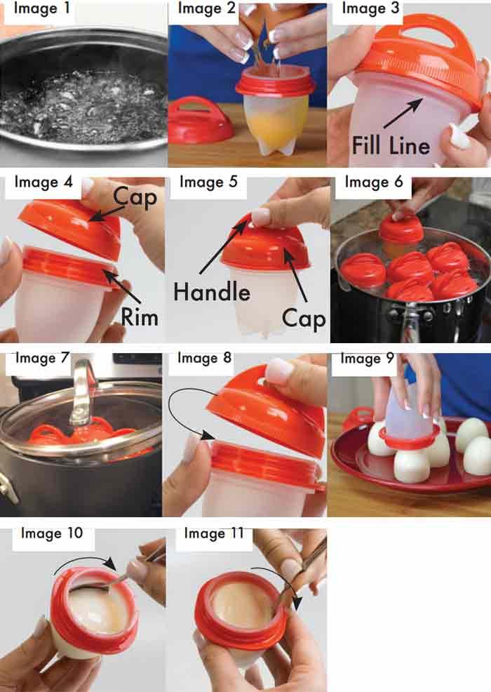 egglettes instructions