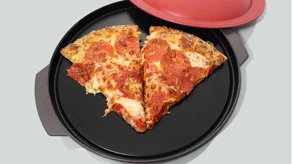 Reheating Leftover Pizza With Reheatza