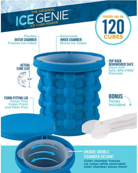 ice genie amazon