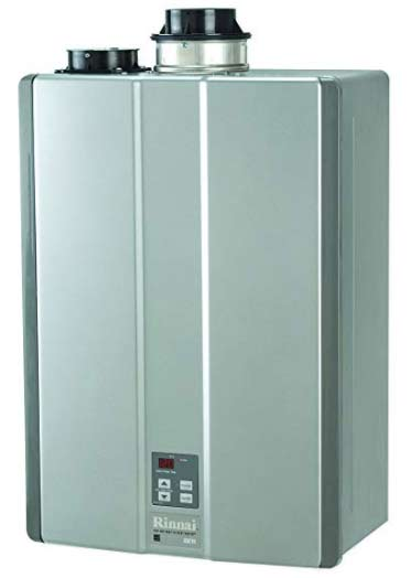 rinnai tankless water heater maintenance