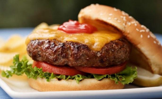 Power Air Fryer Hamburgers Recipe