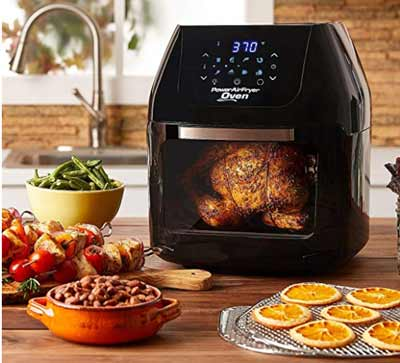 power air fryer oven review