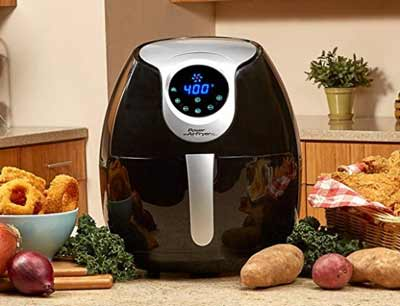 review power air fryer oven