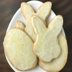 Lemon Shortbread Sugar Cookies
