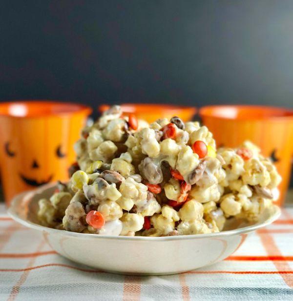 Caramel Corn Popcorn Balls