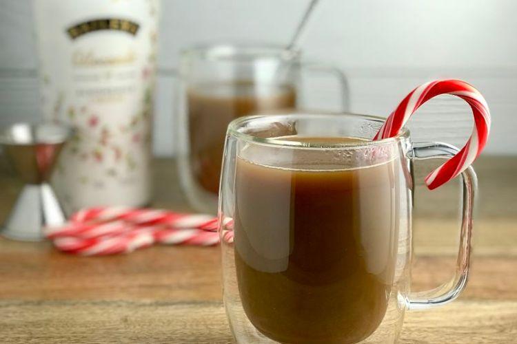 Dairy-Free Baileys Cream and Coffee