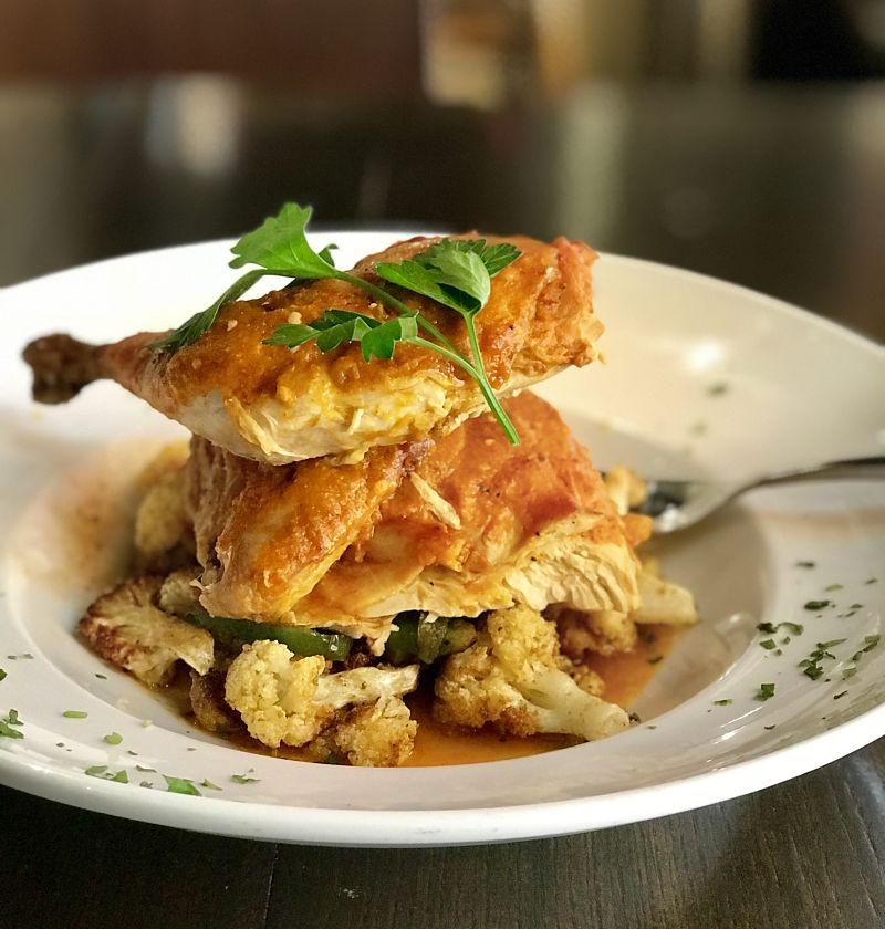 Souk Harisa Chicken