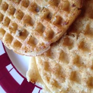 Nutritious Waffles