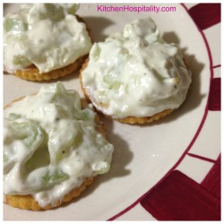 Ritz Cracker Snacks