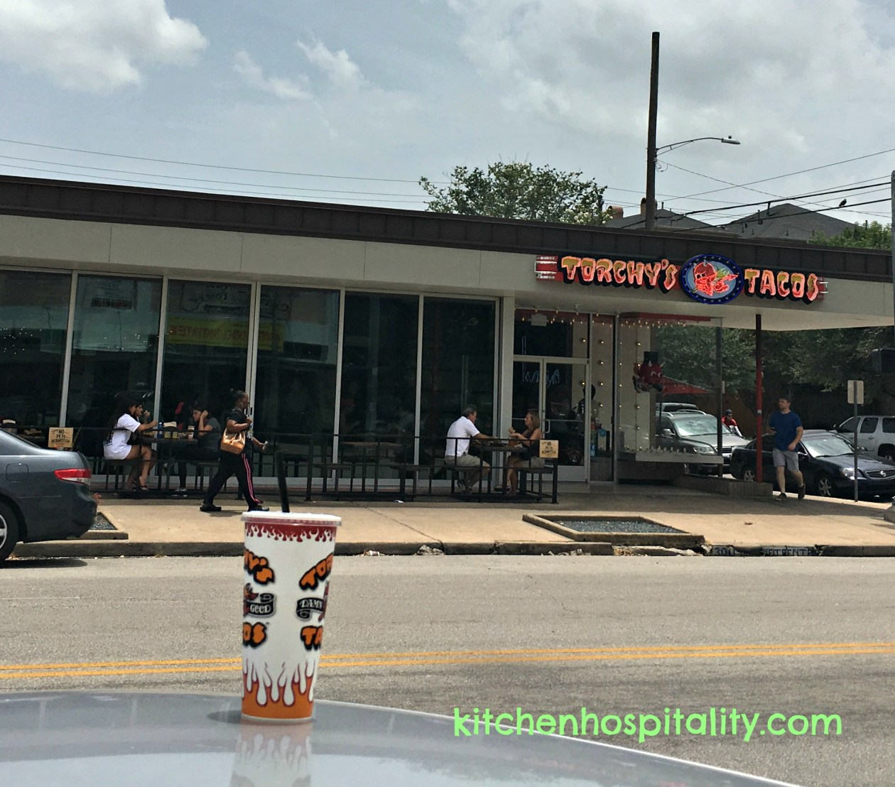 Eating Places in Houston, TX