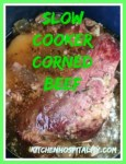 corned beef for the weekend
