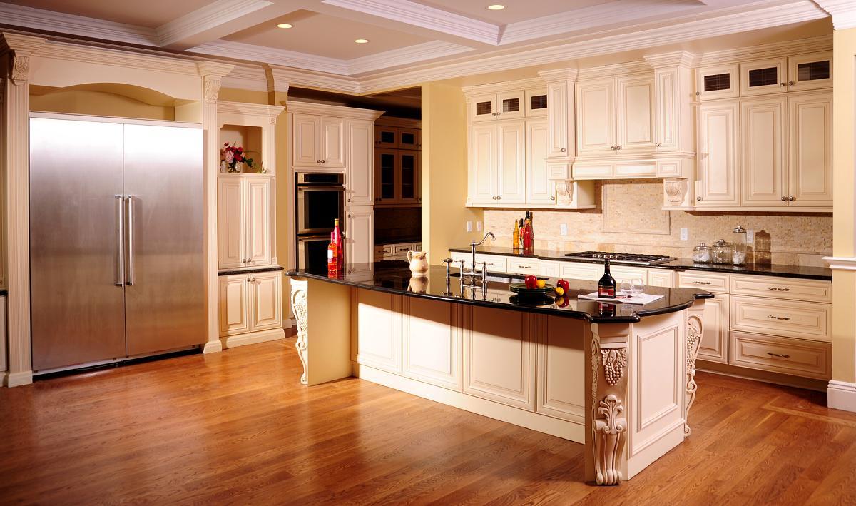 Kitchen Image - Kitchen & Bathroom Design Center on Maple Cabinets Kitchen  id=19522