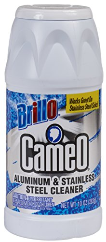 Brillo Cameo Aluminum Stainless Steel Cleaner