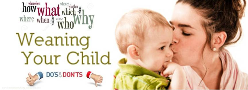 Introducing Solids to babies-Do's & Don'ts