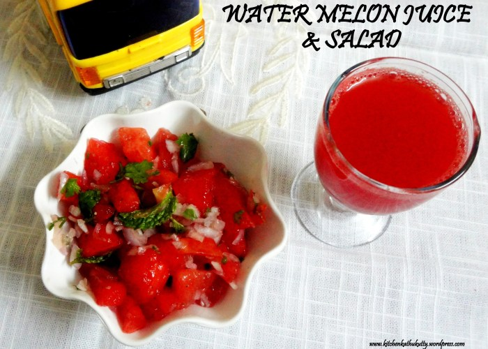 juice of water melon