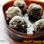 ragi choco balls