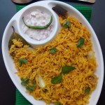 Plain Biriyani or Kuska