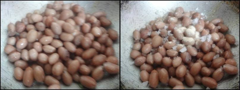Peanut Groundnut Sundal