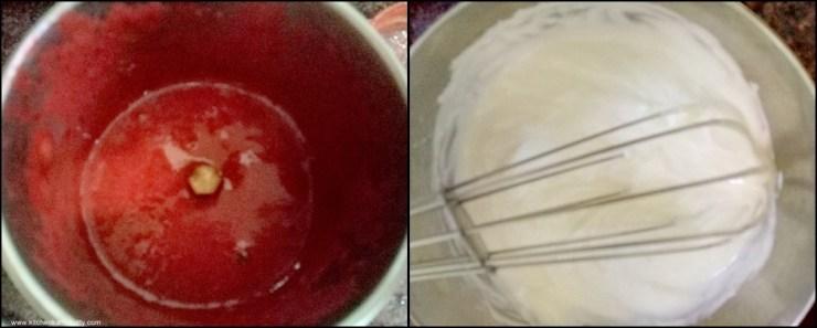 no churn strawberry icecream