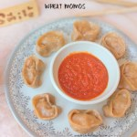 Wheat Tofu Momos/Wheat Momos