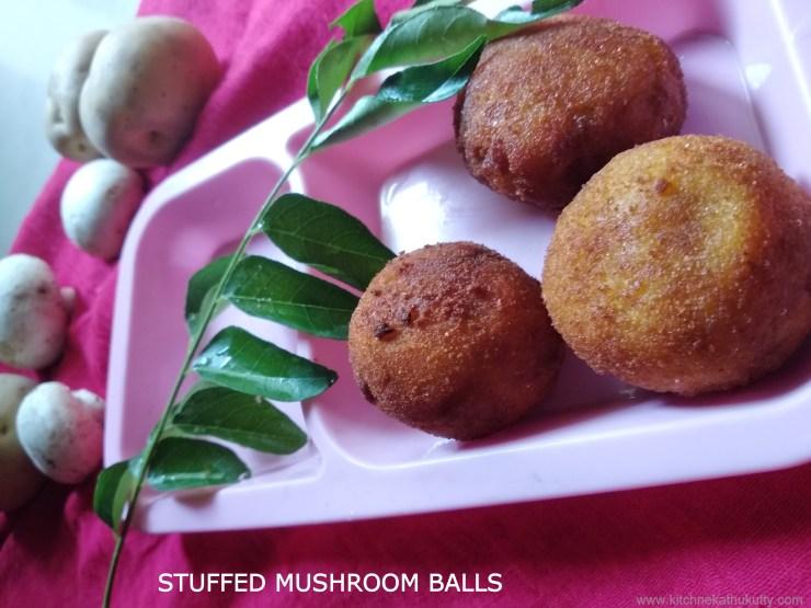 Mushroom Kola Urundai