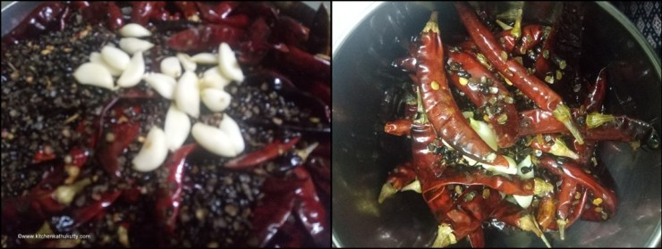 Garlic Podi Poondu Idly Podi Recipe