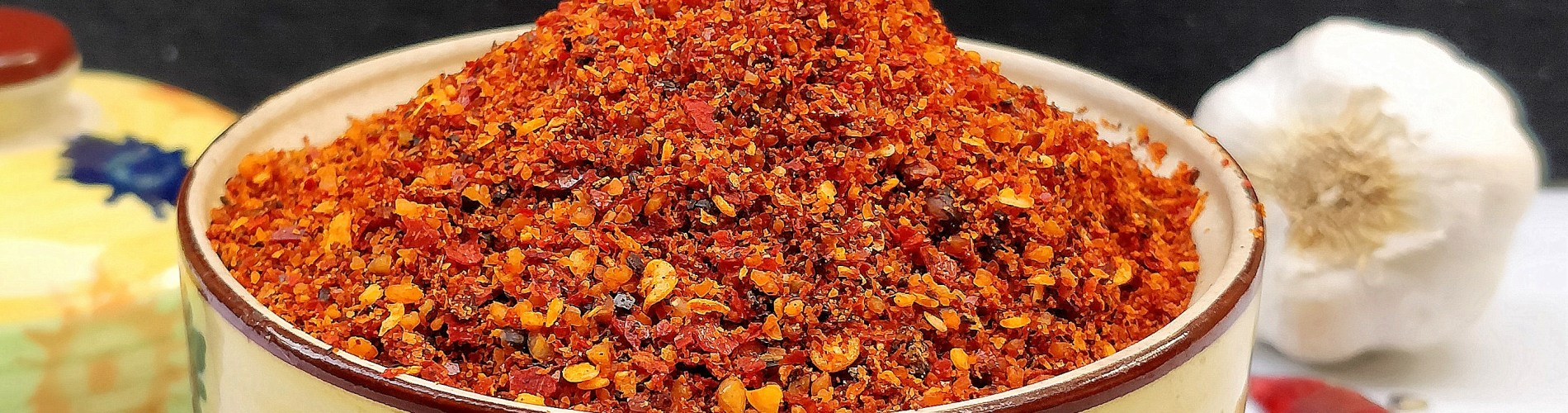 Garlic Podi Poondu Idly Powder Recipe