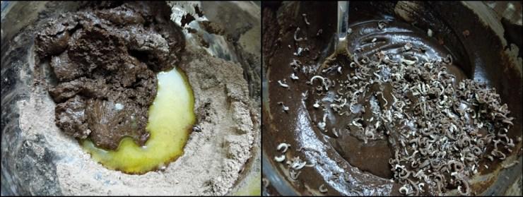 eggless ragi brownie recipe