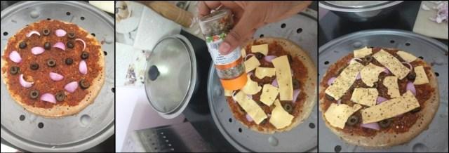 Multigrain Pizza Recipe