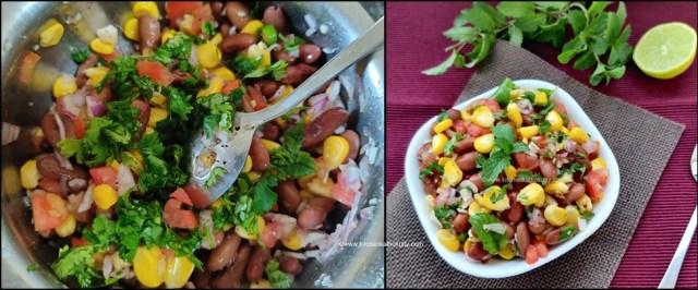 Corn bean salad recipe