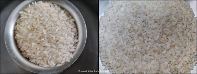 how to open cook traditional rice varieties