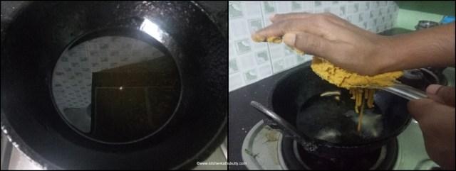 Sattur Kara Sev Recipe