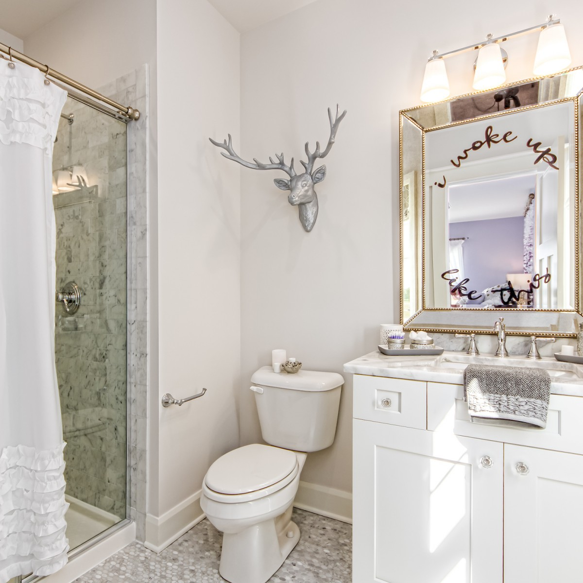 Beautiful Small Bathroom Remodel in Powell on Small Bathroom Remodel  id=25505