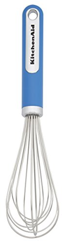 KitchenAid Stainless Steel Utility Whisk 12-Inch Ocean Blue
