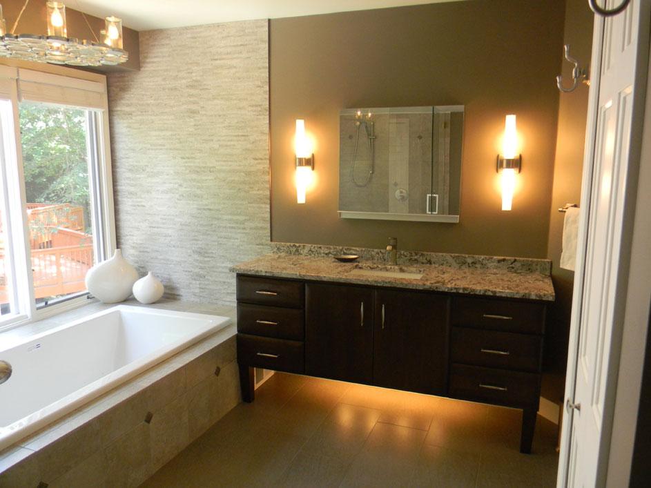 Master Bathroom Vanity Cabinets